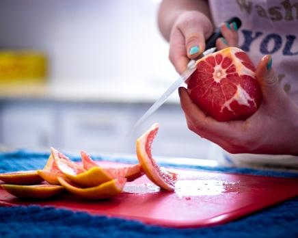 Best Way to Eat Grapefruit