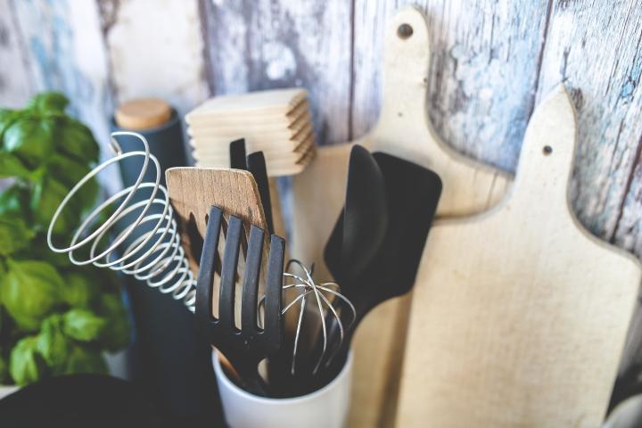 My Tiny-Kitchen Bare-Necessities Checklist
