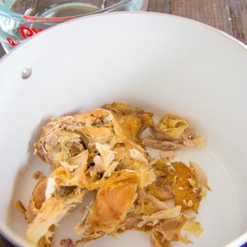 rotisserie chicken pho