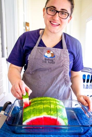 watermelon pops-